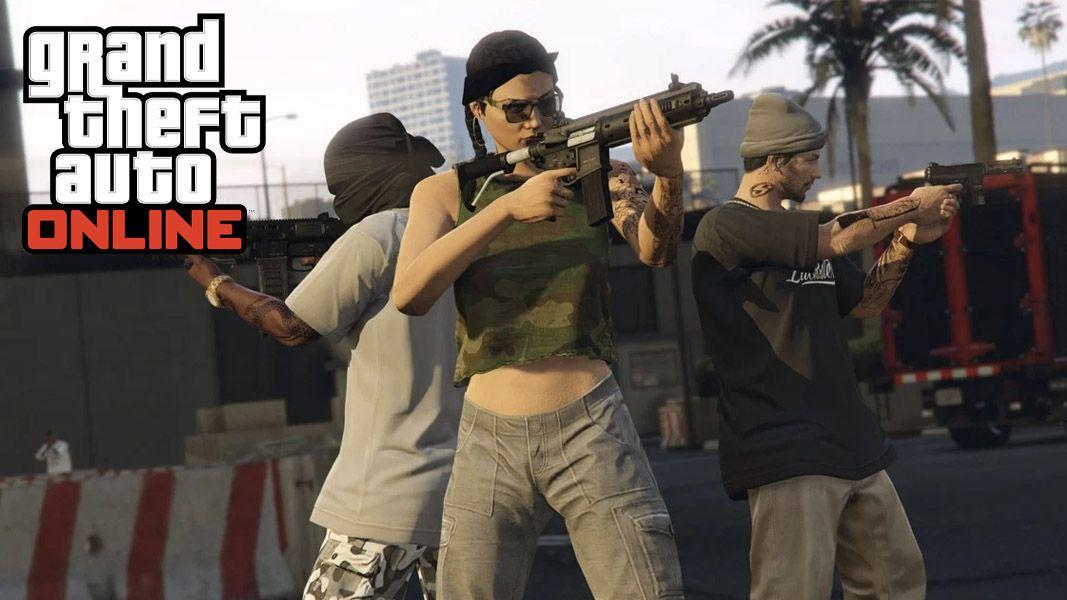 GTA Online Rockstar Games offre Epic Games Store