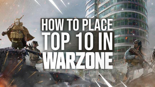 Warzone top 10 Infinity Ward Dexerto