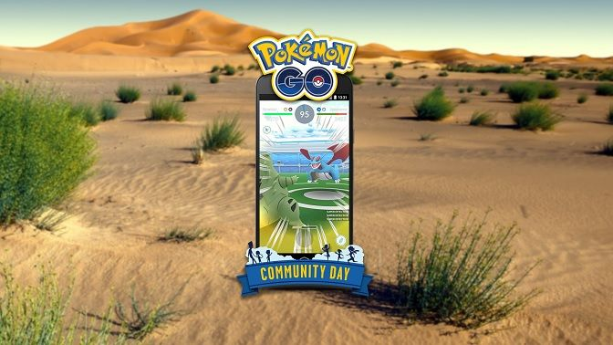 Pokémon Go Drattak Journée de la Communauté Niantic