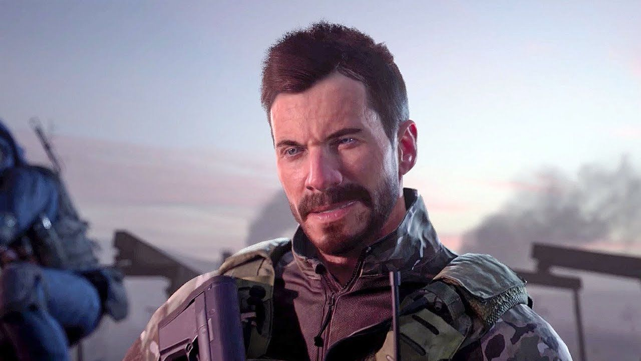 extrait cinématique Saison 3 Modern Warfare Alex Infinity Ward