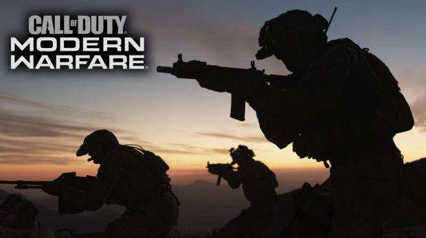 Soldats Modern Warfare Infinity Ward