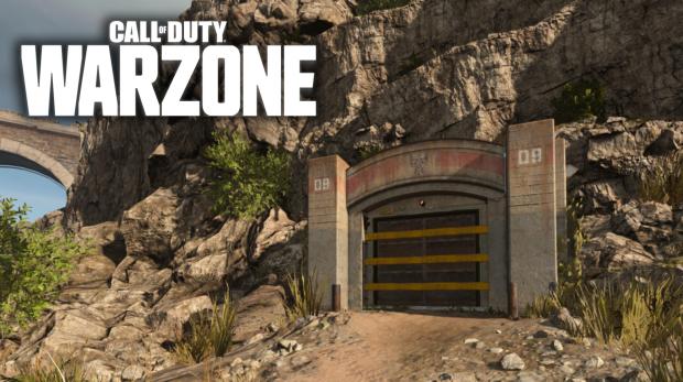 bunker Warzone Infinity Ward