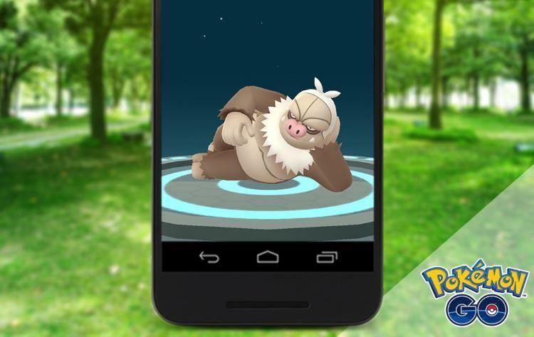 Pokémon Go Monaflémit Niantic