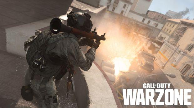Call of Duty : Warzone RPG buff secret Infinity Ward