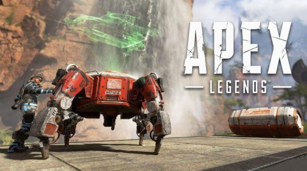 Beacon revive Apex Legends Respawn Entertainment
