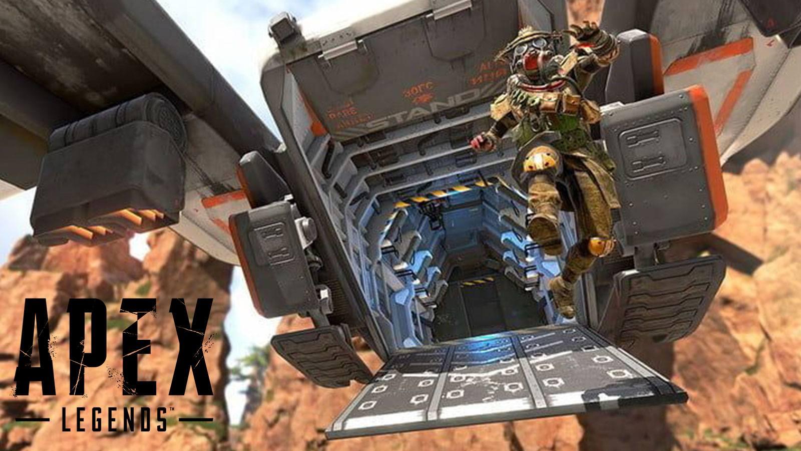 Apex Legends Respawn Entertainment bug revive