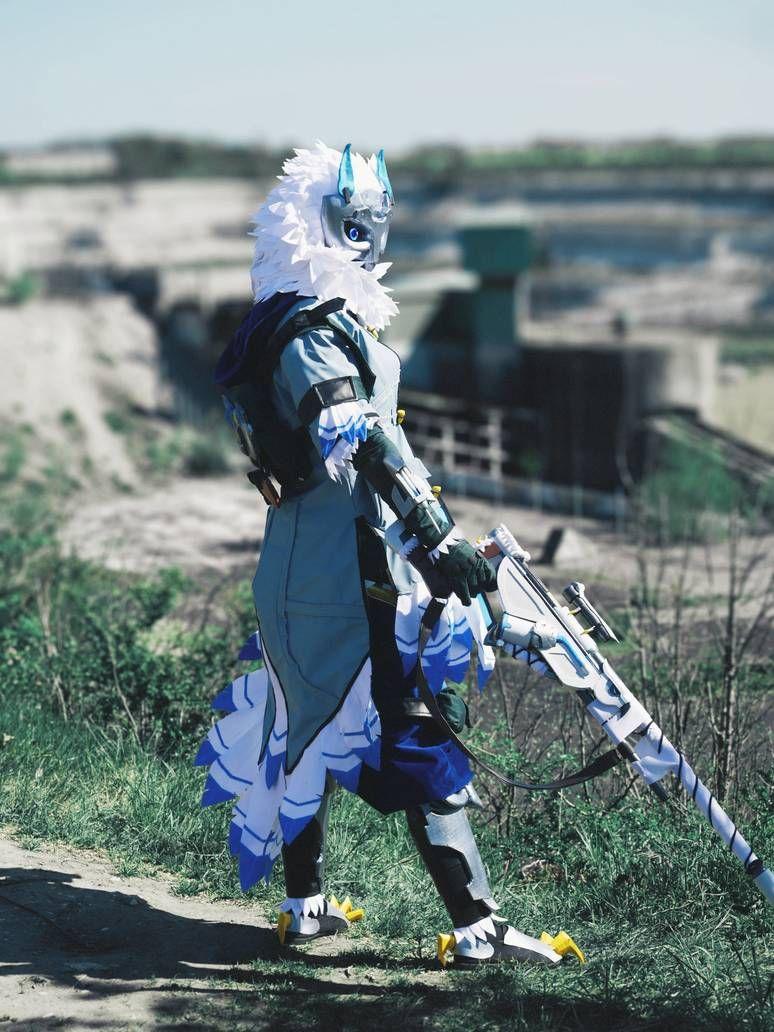 cosplay Ana Overwatch racquel_kogarashi
