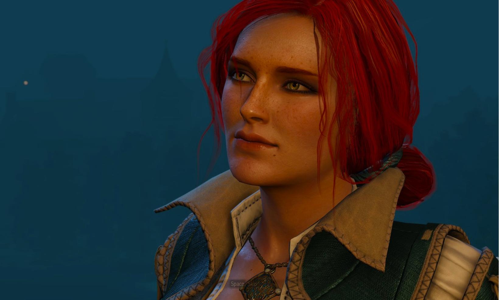Triss Merigold est un personnage très populaire de The Witcher