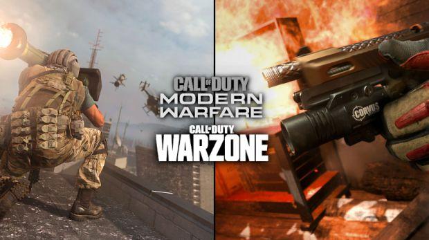 CoD Modern Warfare Warzone patch changement secret Infinity Ward