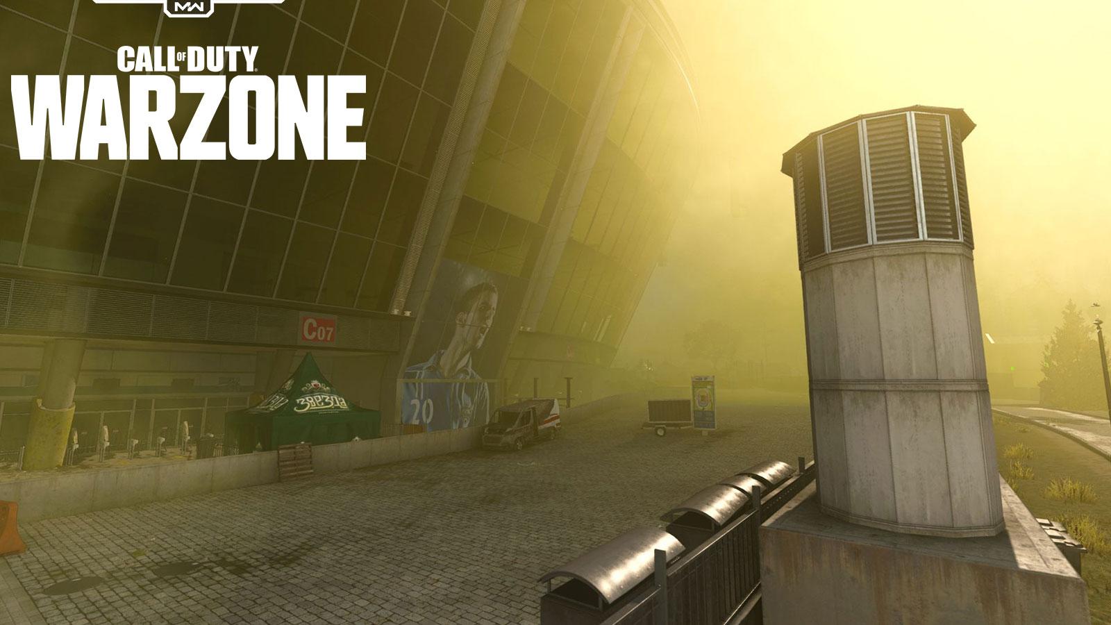 Call of Duty Warzone effets gaz Infinity Ward