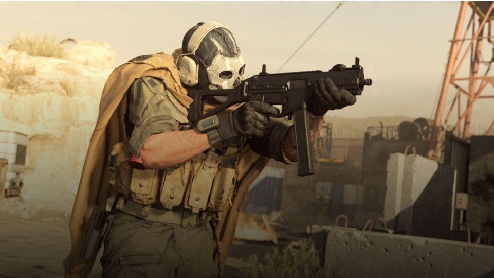 Call of Duty: Modern Warfare Warzone Striker 45 Activision