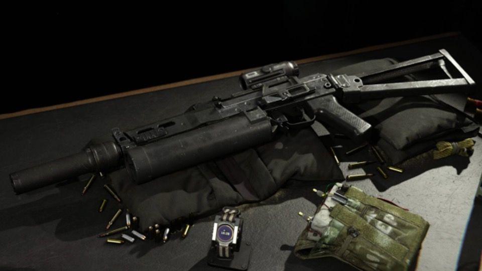 Call of Duty: Modern Warfare Warzone PP-19 Bizon Activision
