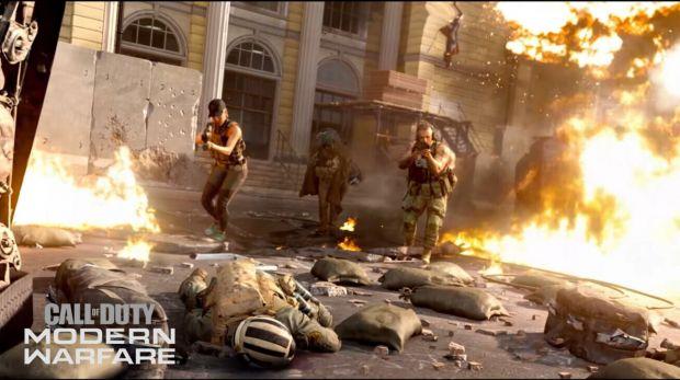 Call of Duty Modern Warfare Saison 4 Infinity Ward