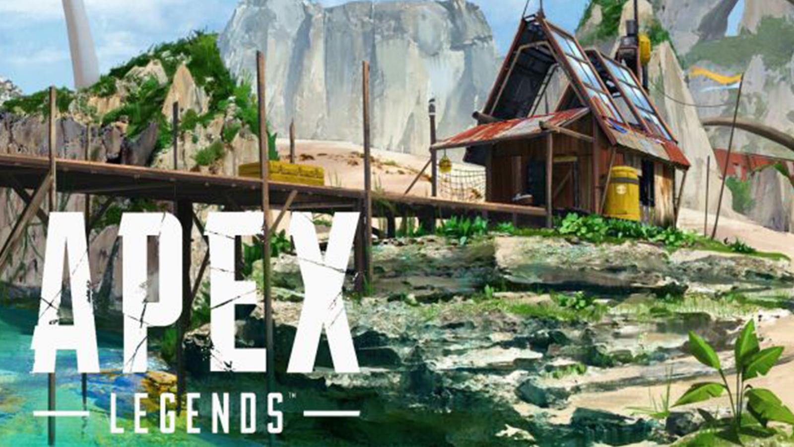 Nouvelle carte Apex Legends