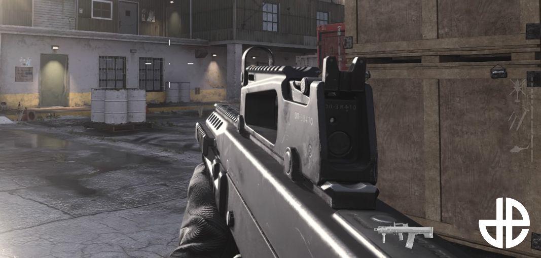 Fusils d'assaut classement Modern Warfare Warzone Infinity Ward Oden