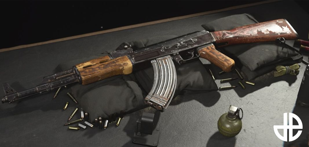 Fusils d'assaut classement Modern Warfare Warzone Infinity Ward AK-47