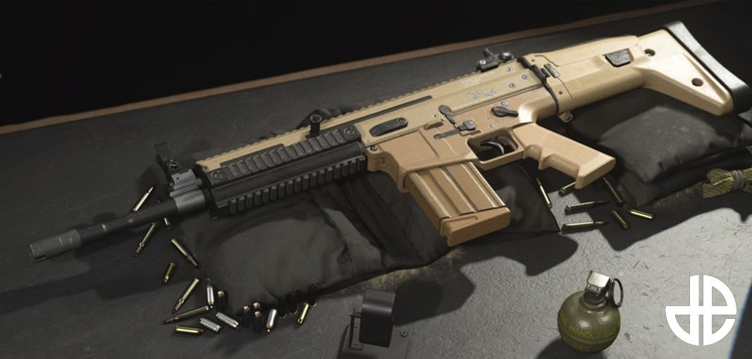 Fusils d'assaut classement Modern Warfare Warzone Infinity Ward FN Scar 17