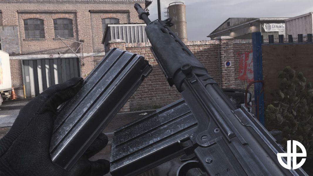 Fusils d'assaut classement Modern Warfare Warzone Infinity Ward FAL