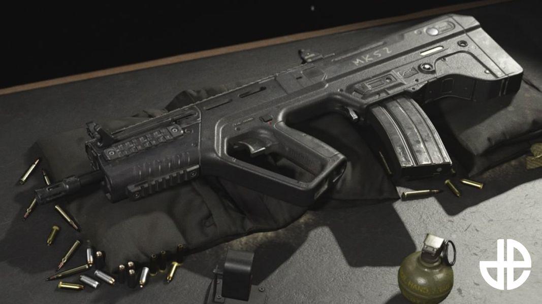 Fusils d'assaut classement Modern Warfare Warzone Infinity Ward RAM-7