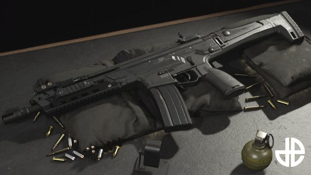Fusils d'assaut classement Modern Warfare Warzone Infinity Ward Kilo 141