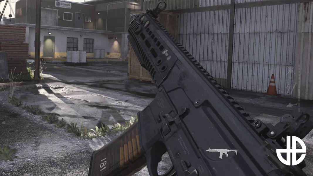 Fusils d'assaut classement Modern Warfare Warzone Infinity Ward M13