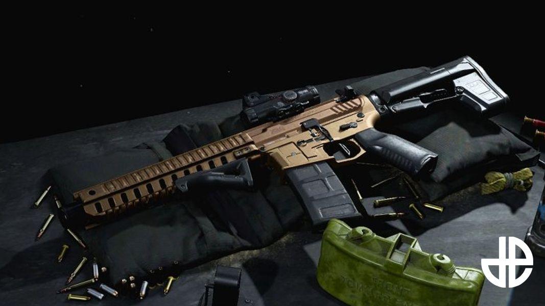 Fusils d'assaut classement Modern Warfare Warzone Infinity Ward M4A1