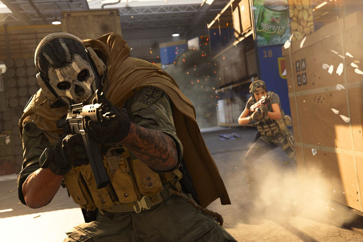 Fusils d'assaut classement Modern Warfare Warzone Infinity Ward Grau 5.56