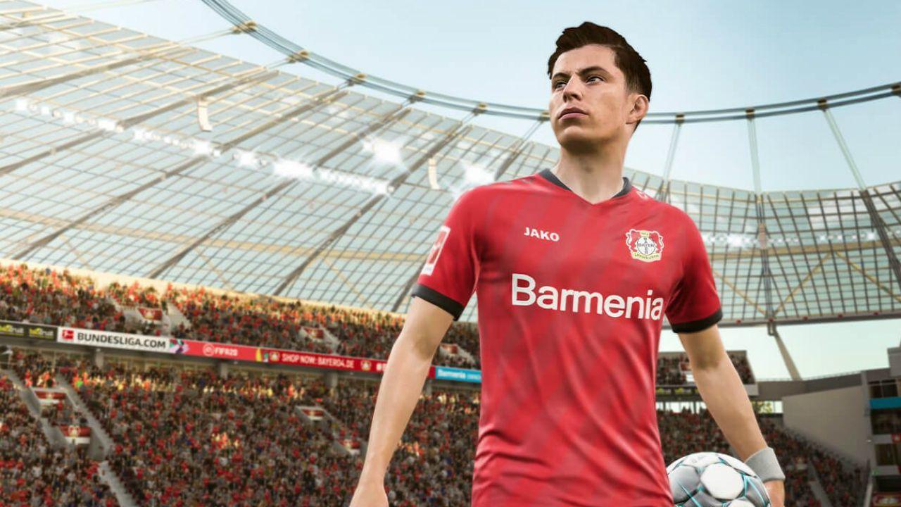 FIFA 20 Kai Havertz EA Sports