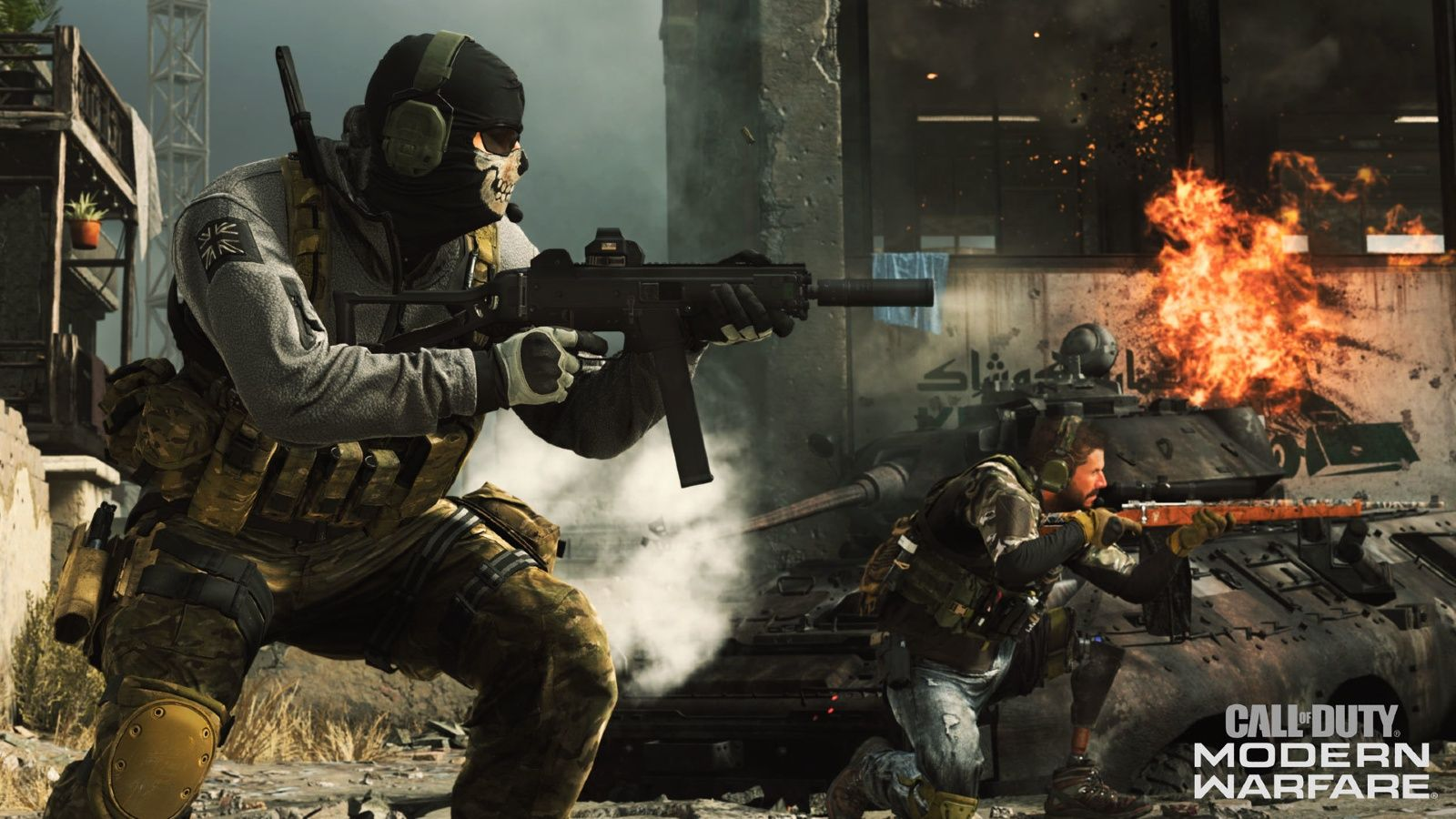 Call of Duty: Modern Warfare Ghost Infinity Ward