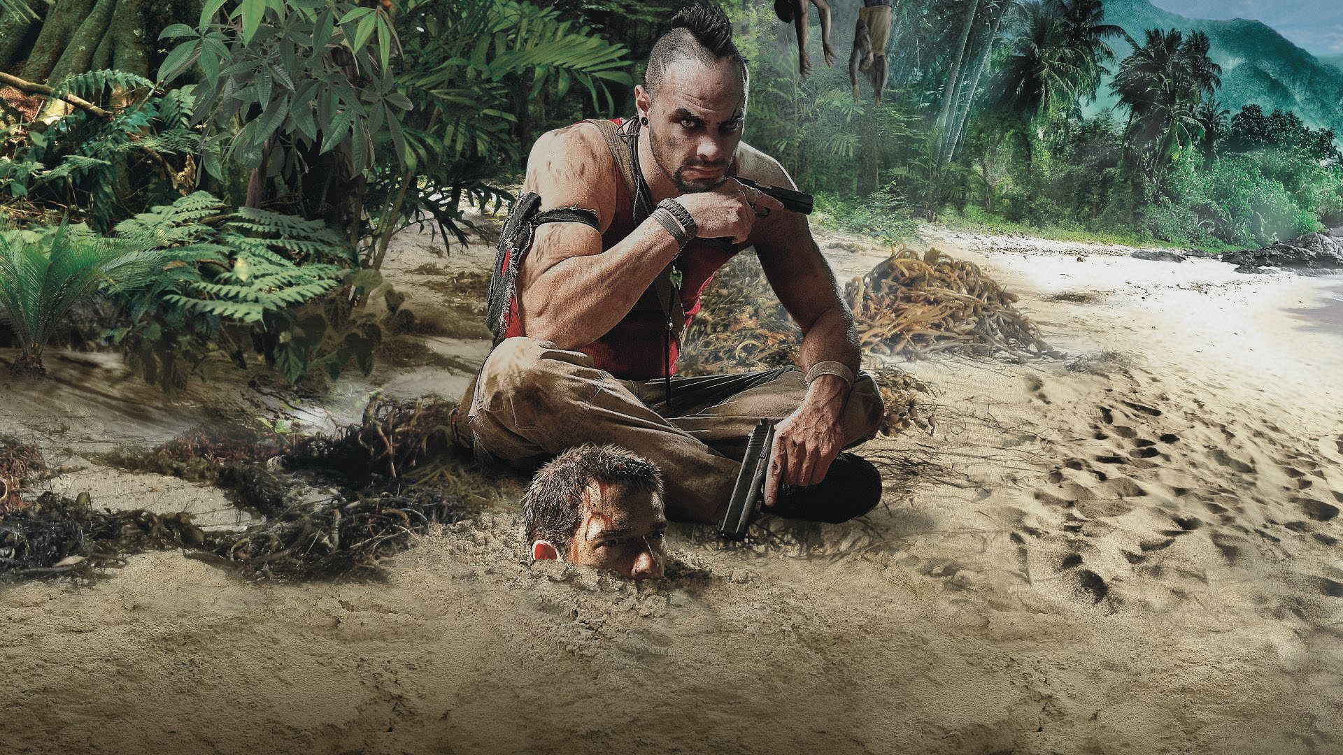 Far Cry 3 Vaas Ubisoft