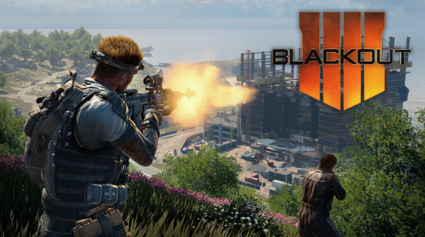 Call of Duty Black Ops 4 Blackout Treyarch