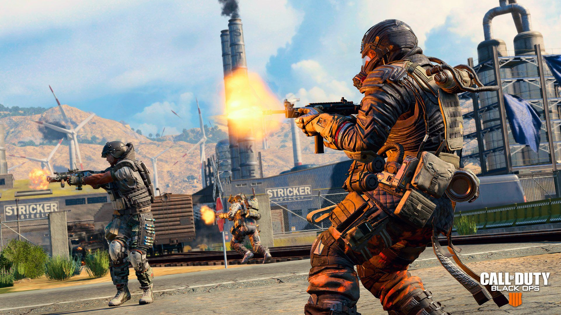 Call of Duty Blackout Treyarch