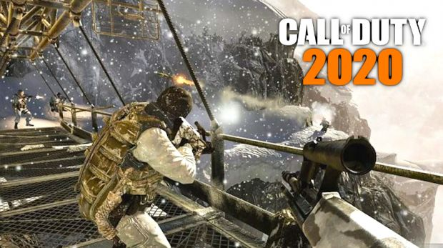 Call of Duty Treyarch 2020 Activision