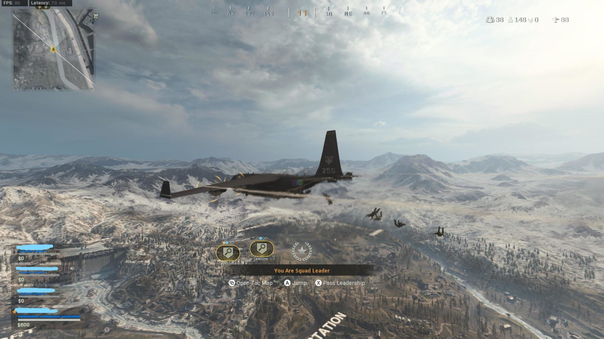 Call of Duty Warzone Infinity Ward argent | Reddit : Aviationist