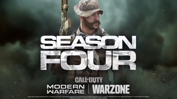La saison 4 de Modern Warfare et Warzone sera disponible dans quelques heures