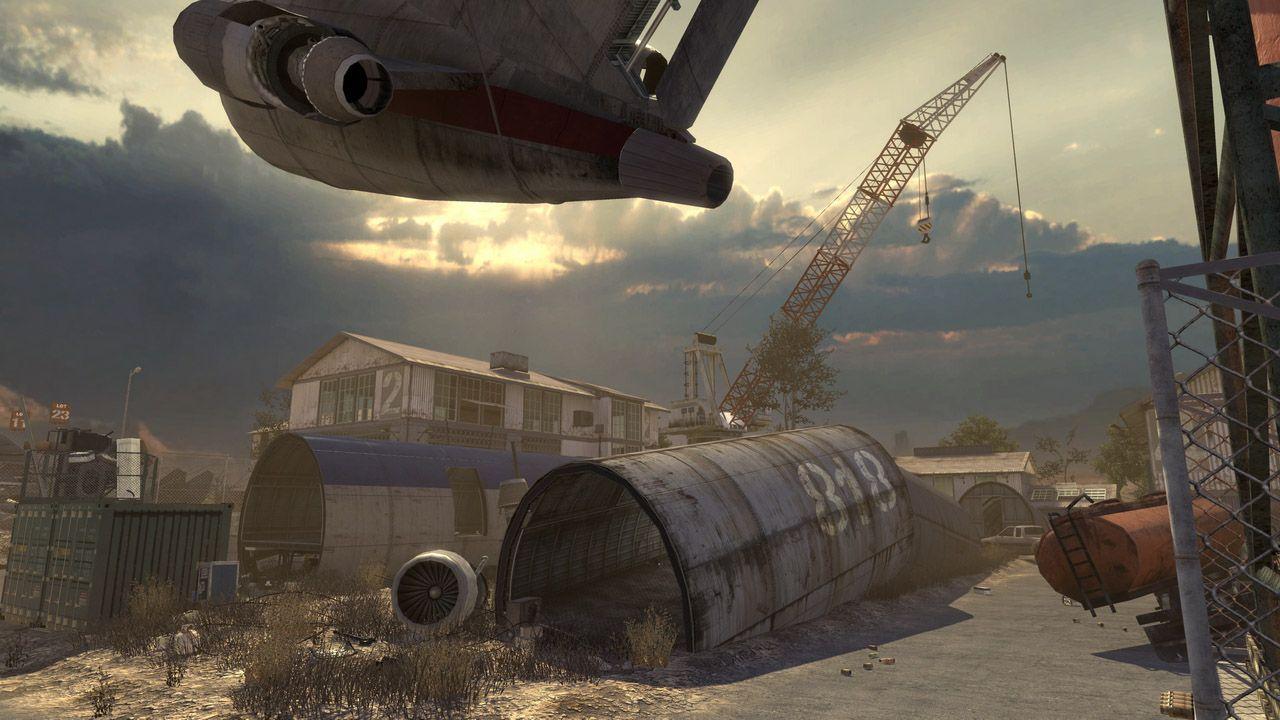 Une nouvelle carte va faire son apparition dans la saison 4 de Modern Warfare