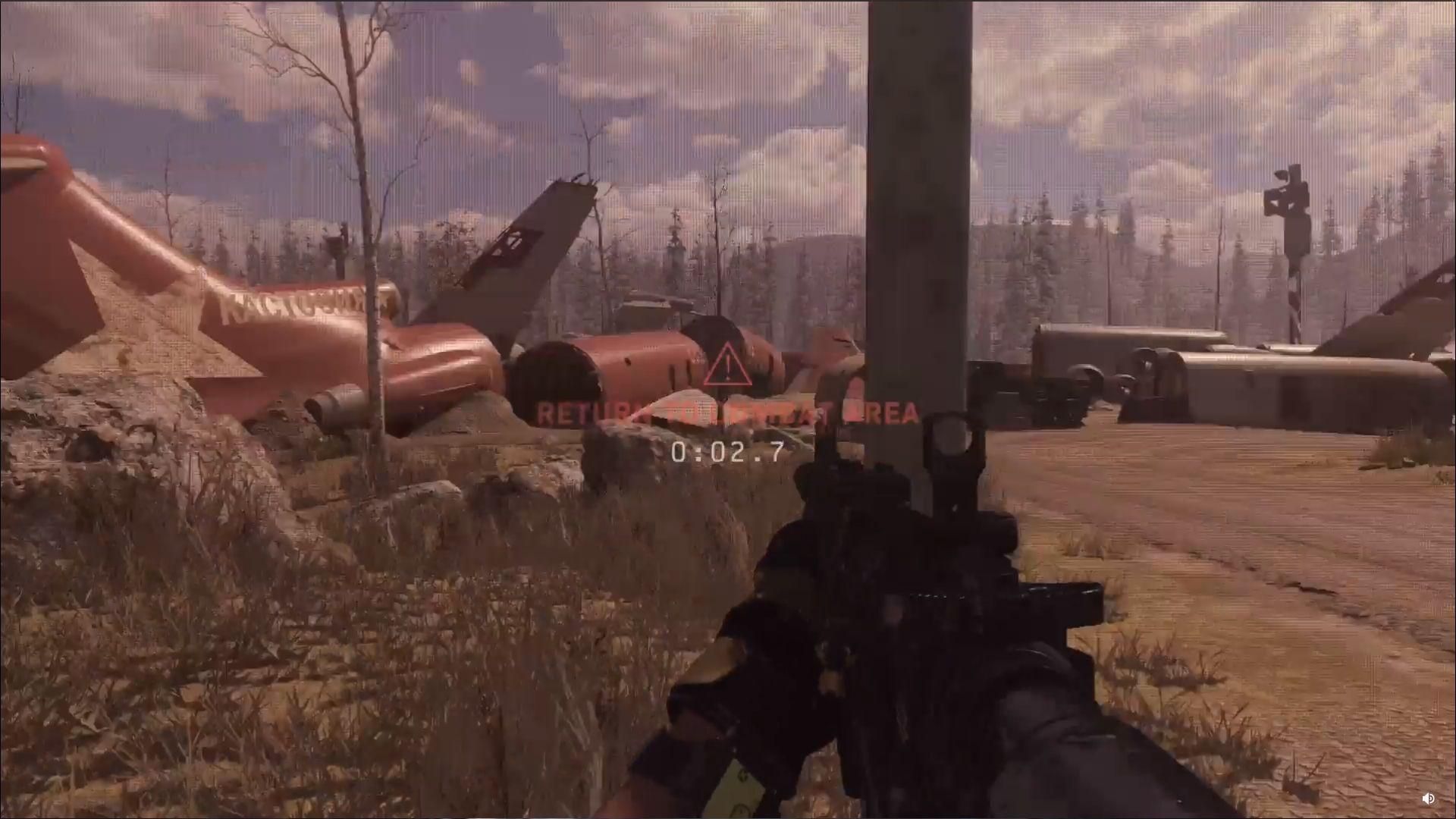 Call of Duty : Modern warfare Infinity Ward Scrapyard | Reddit : PerrysReddit