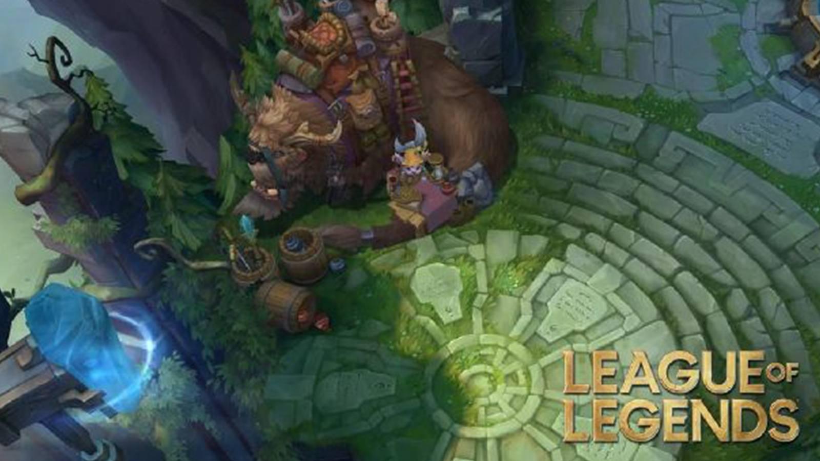 Un rework de la boutique d'objets de League of Legends arrive