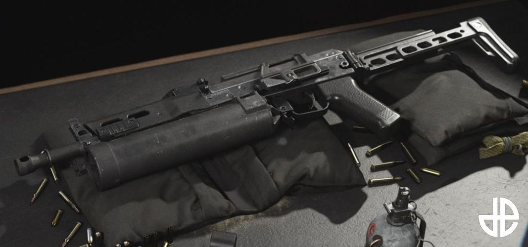 Call of Duty Warzone Infinity Ward PP-19 Bizon