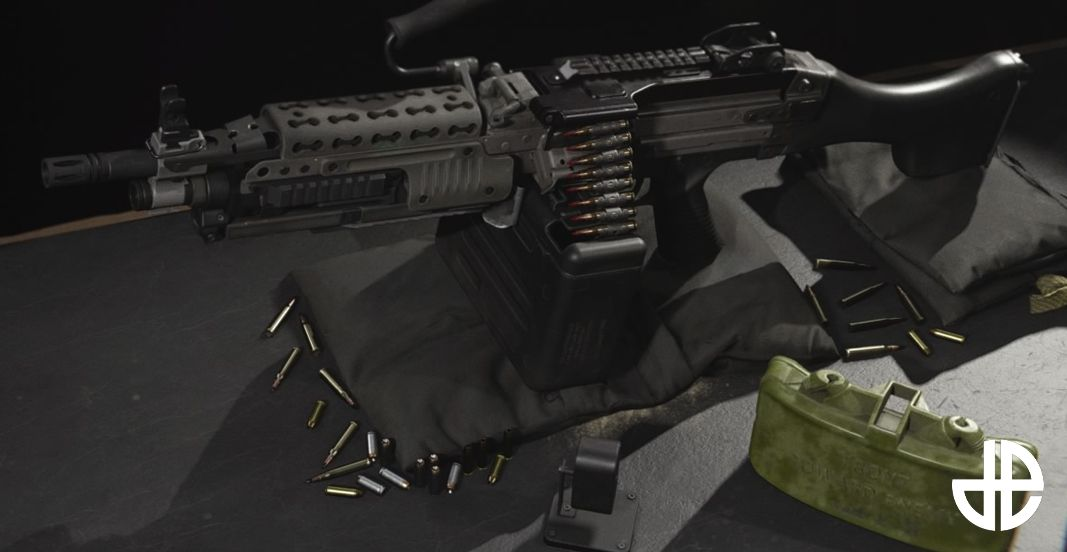 Call of Duty Warzone Infinity Ward Bruen MK9