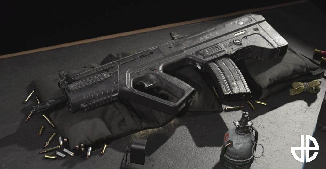 Call of Duty Warzone Infinity Ward RAM-7