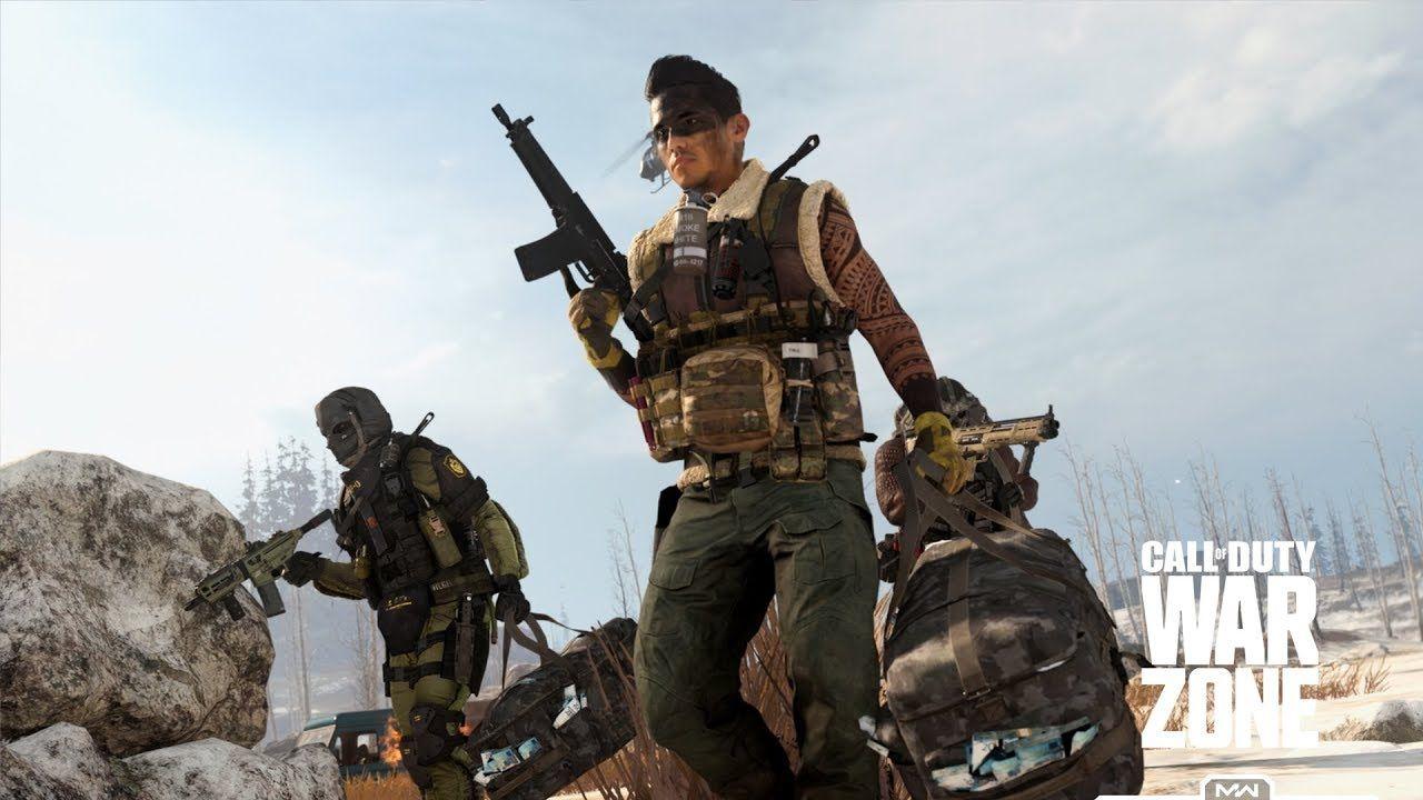 Call of Duty: Warzone Pillage Infinity Ward