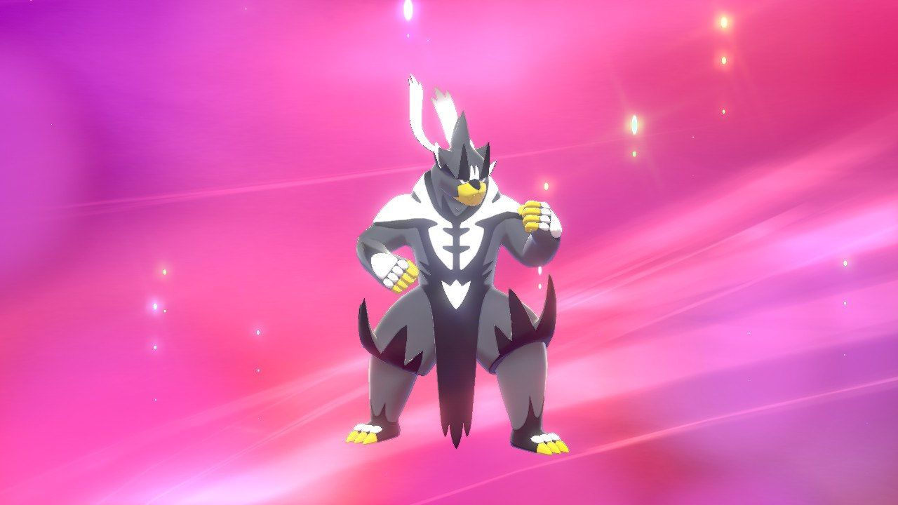 Pokémon Epée Bouclier Shifours Isolarmure Game Freak Nintendo