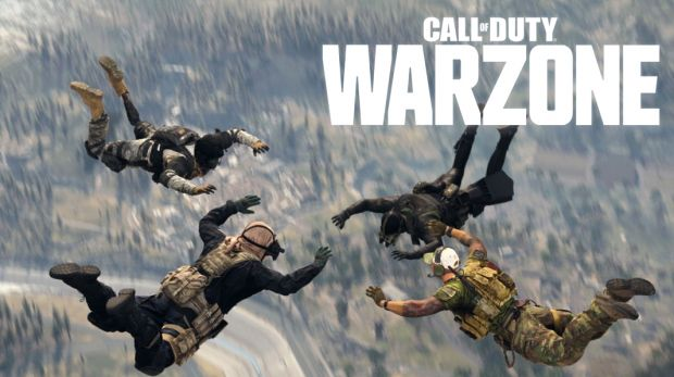 Call of Duty Warzone Infinity Ward mode Quads