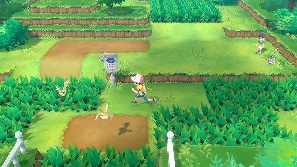 Pokémon Let's Go Pokémon Company