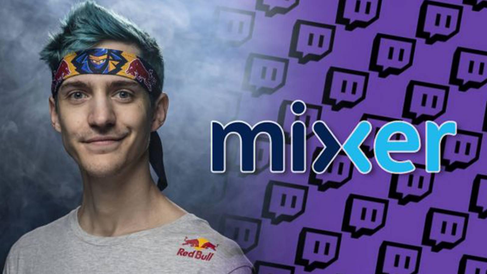 Ninja pourrait bien revenir sur Twitch après la fermeture de Mixer