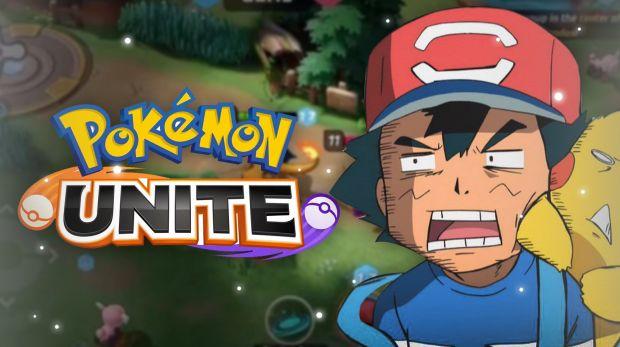 Pokémon Unite Pokémon Company