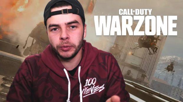 Call of Duty Warzone Nadeshot