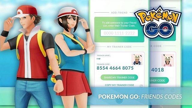 Pokémon Go code Ami Niantic