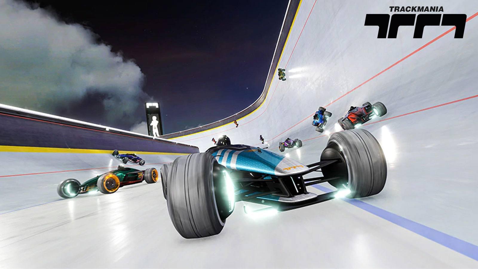 Trackmania Nadeo Ubisoft